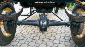 Proverka-zadney-podveski-Volga